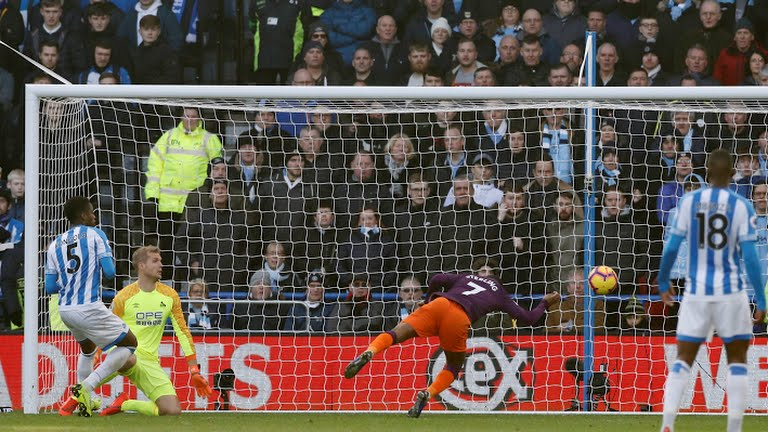 Data & Fakta Pertandingan Huddersfiled vs Manchester City 20 Januari 2019