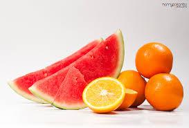 semangka dan jeruk