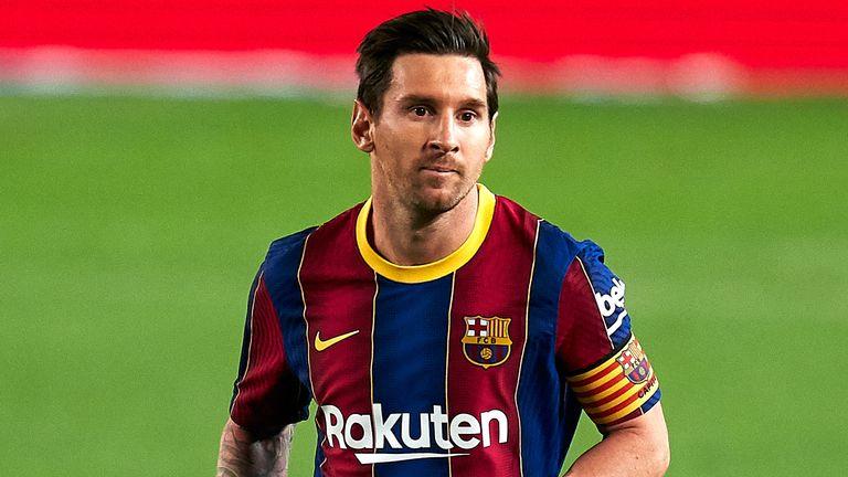Fakta menarik Lionel Messi